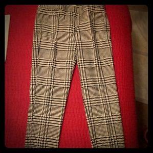 Michael Kors Houndtooth Pants